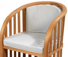Cushions for tube chair