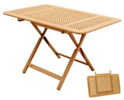 Tavolo in massello di teak
